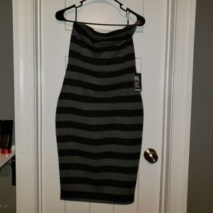 NWT Express tube dress
